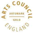 Arts Council Artsmark Gold Logo