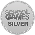 School Games Silver Logo