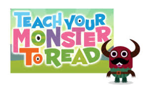 Teach your monster to read website
